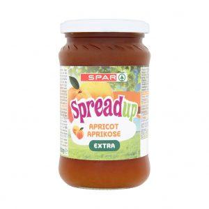 SPAR Apricot Jam 450g