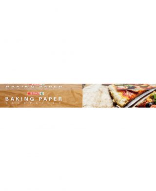 SPAR Baking Paper 8 m
