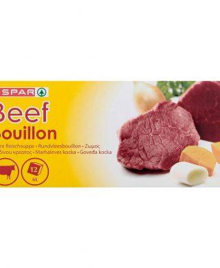 SPAR Beef Bouillon 120g