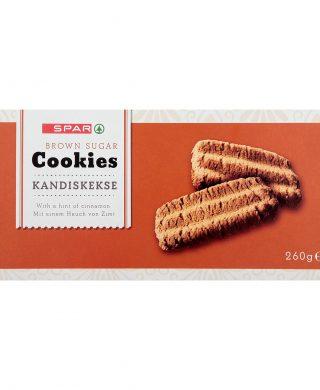 SPAR Brown Sugar Cookies 260g