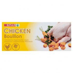 SPAR Chicken Bouillon 120g