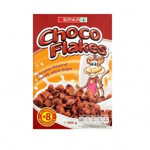 SPAR Choco Flakes 500g