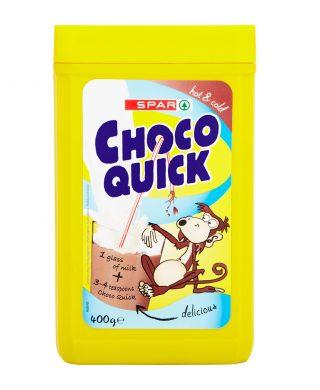 SPAR Choco Quick 400g