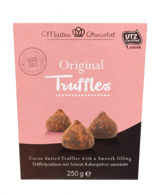 SPAR Cocoa Dusted Truffles Original 250g
