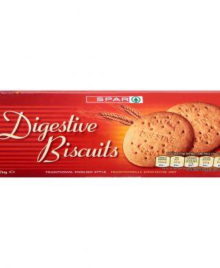 SPAR Digestives 400g