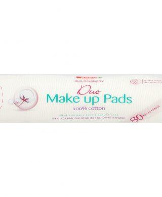 SPAR Duo Make up Pads 80 pcs