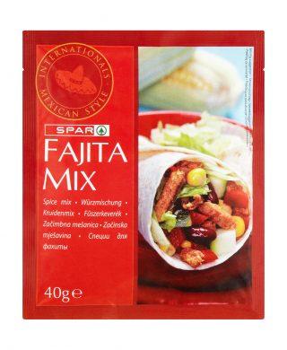 SPAR Fajita Mix 40g