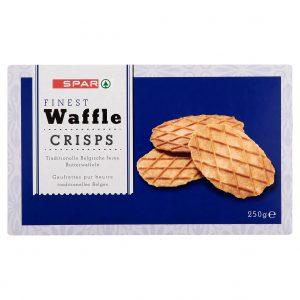 SPAR Finest Waffle Crisps 250g