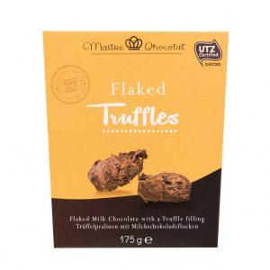 SPAR Flaked Truffles Milk Chocolate 175g
