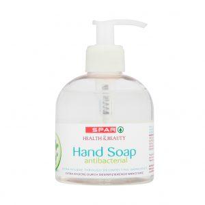 SPAR Hand Soap Antibacterial 300ml
