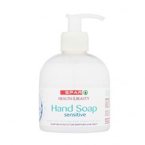 SPAR Hand Soap Sensitive 300ml
