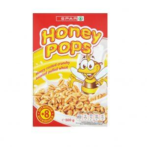 SPAR Honey Pops 500g
