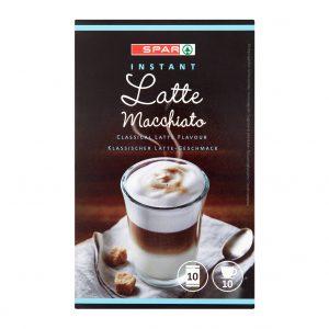 SPAR Latte Macchiato 10x14g