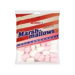 SPAR Marshmallows Vanilla & Strawberry 150g