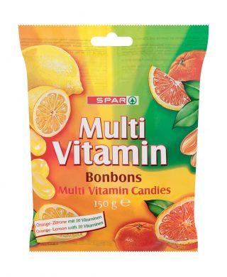 SPAR Multi Vitamin Candy 150g