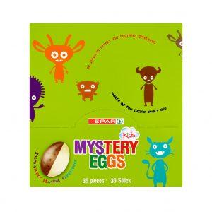 SPAR Mystery Eggs 4/24 pcs (UTZ)