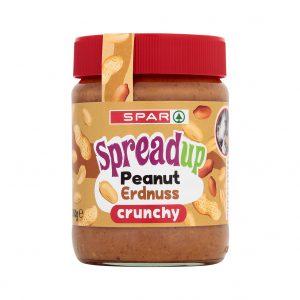 SPAR Peanut Butter Crunchy 350g