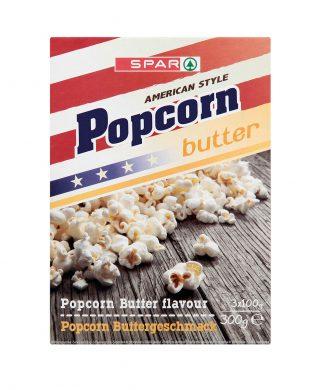 SPAR Popcorn Butter 300g