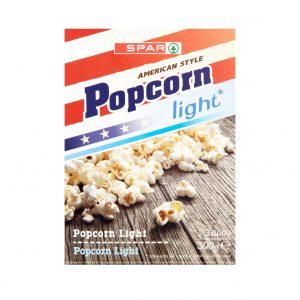 SPAR Popcorn Light 300g