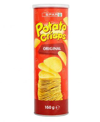 SPAR Potato Crisps Original 170g