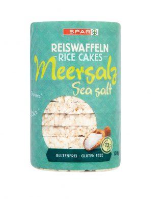 SPAR Rice Cakes 100g