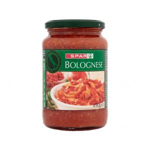 SPAR Sauce Bolognese 490g