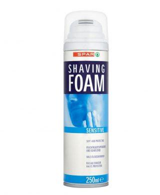 SPAR Shaving Foam 250ml