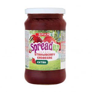 SPAR Strawberry Jam Extra 450g