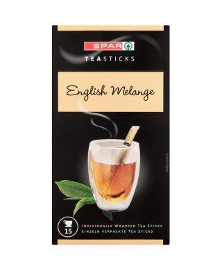 SPAR Tea Sticks English Melange 15x