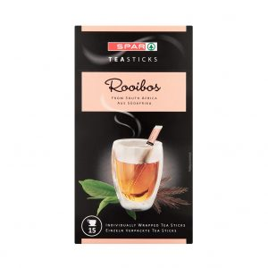 SPAR Tea Sticks Rooibos 15x