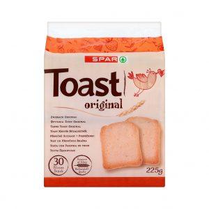 SPAR Toast Original 225g