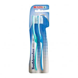 SPAR Toothbrush 2 pcs