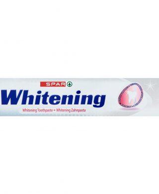 SPAR Toothpaste Whitening 75ml