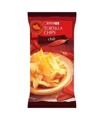 SPAR Tortilla Chips Chili 200g