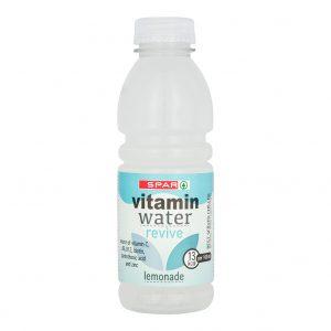 SPAR Vitamin Water Lemonade 500ml