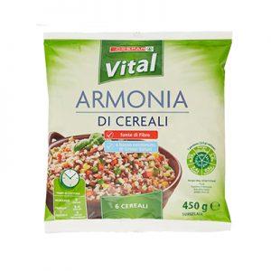 Armonia di Cereali – 450g 8 pz per cartone