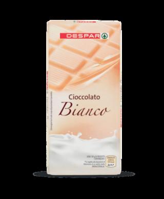 DESPAR çokollatë e bardhë 100gr