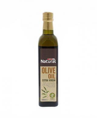 SPAR Natural Organic Extra Virgin Olive Oil 500ml