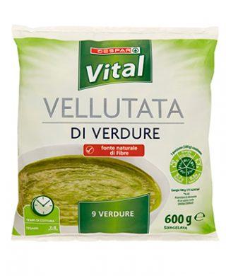 Vellutata di Verdure 600g – 12 pz per cartone