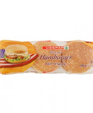 Hamburger 300g – 6pz – 9 pz per cartone